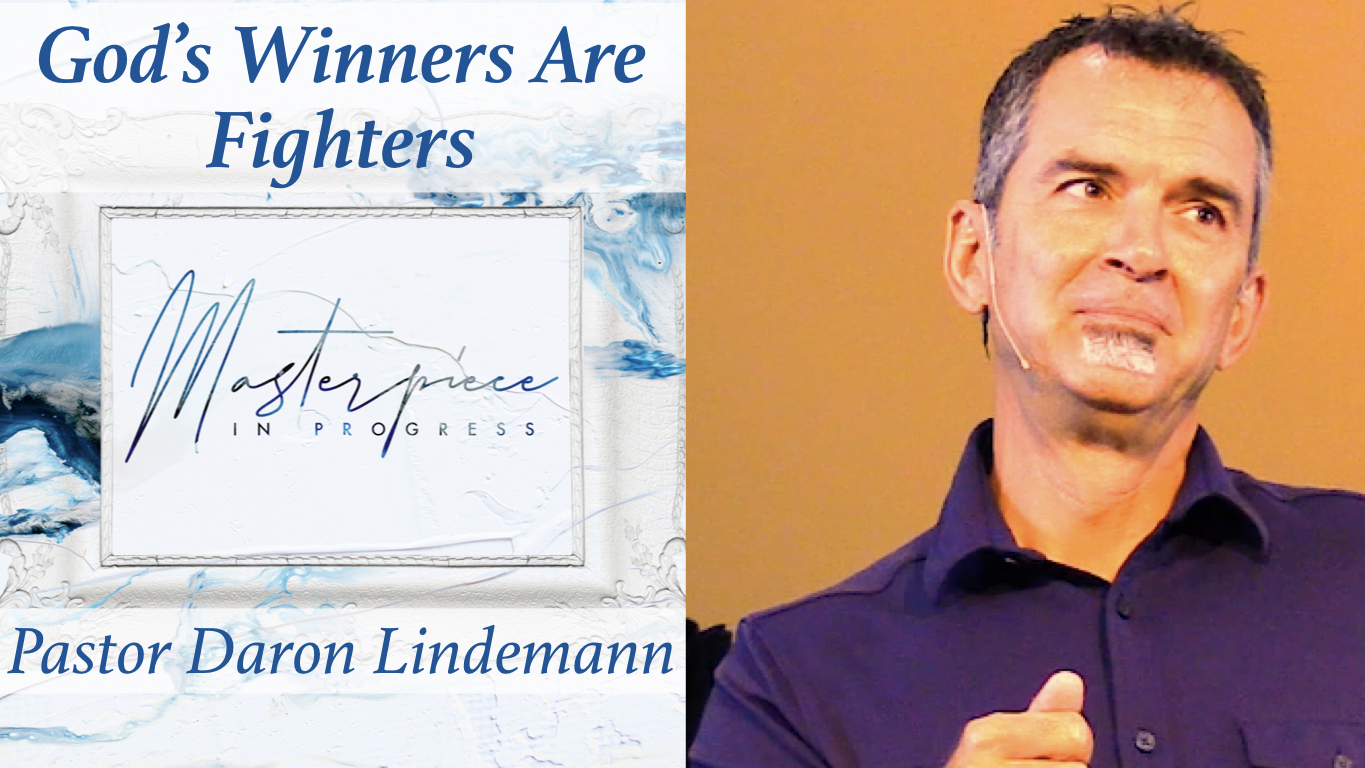 GOD'S WINNERS ARE FIGHTERS