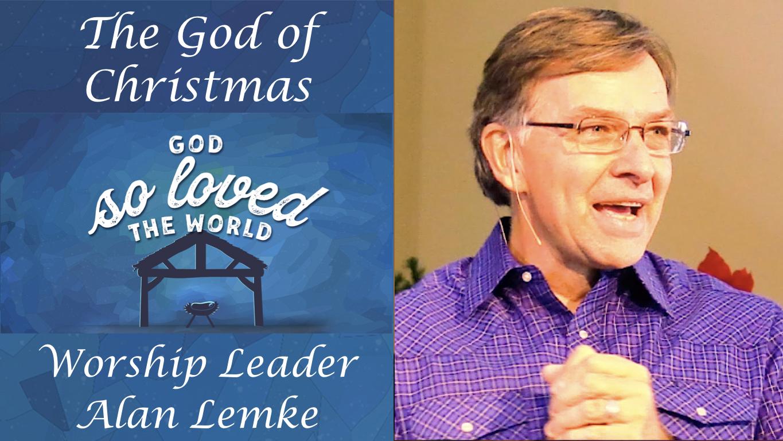 THE GOD OF CHRISTMAS