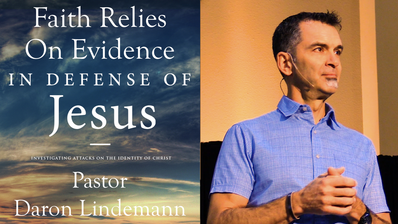 FAITH RELIES ON EVIDENCE