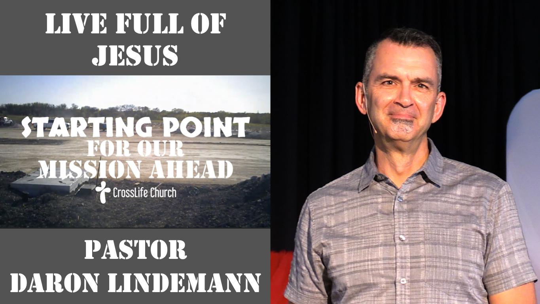 LIVE FULL OF JESUS