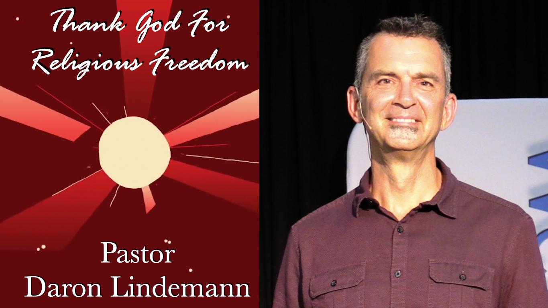 THANK GOD FOR RELIGIOUS FREEDOM